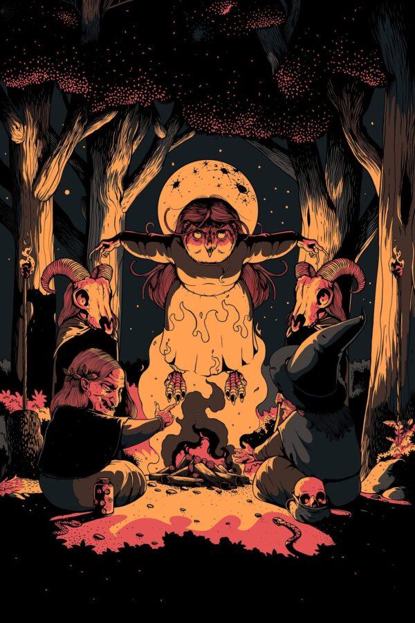 Aquelarre De Brujas